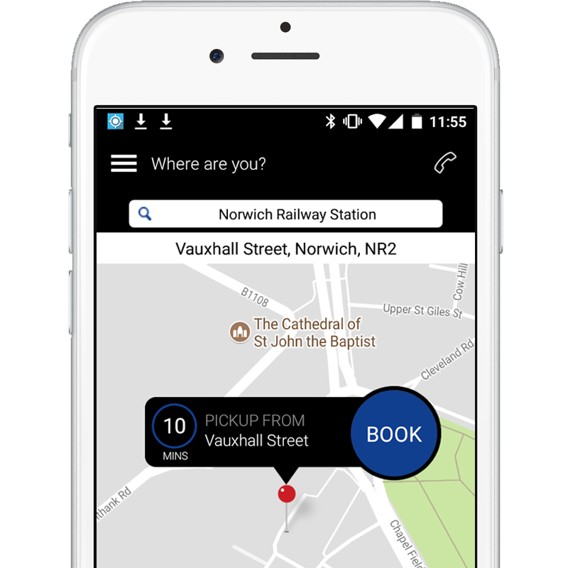 The ABC Taxis App